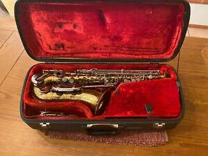 Keilwerth Toneking Special Altsaxophon - 1973
