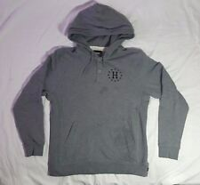 HUF Galaxy with 2 Buttons and 2 Split Front Pockets Pullover Hoodie Size Medium