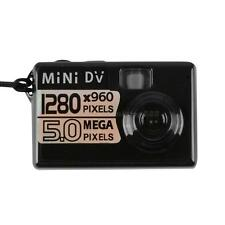Digital Camera 5MP HD Smallest Mini DV Spy Video Recorder Camcorder 60 ℃ OT8G