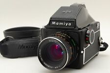 EXC++++ Mamiya M645 with sekor C 80mm f/2.8 Lens From Japan #527