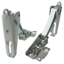 GENUINE CANDY FRIDGE FREEZER DOOR HINGES PAIR CFU130, CFU130/1 CFU130/1K CFU130K