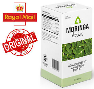 Moringa Actives to support your weight loss efforts! Supports metabolis!!! 60cap