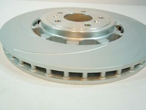 ASTON MARTIN RAPIDE FRONT BRAKE ROTOR DISC AD43-1125-AB NEW OEM