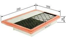 BOSCH Filtro de aire Para MERCEDES-BENZ CLASE M CLS R GL GLK F 026 400 388