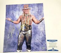 WWE NXT Jeff Jarrett Autographed 11x14 Photo Signed TNA Impact Wrestling BAS COA