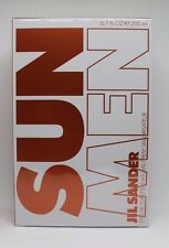 Jil Sander Sun Men Eau de Toilette Sprays 200ml für Herren NEU & OVP MAN 200 ml