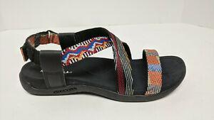Merrell District Kalbur Cross Strap Sandals, Multi, Women's 8 M
