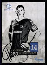 Kyriakos Papadopoulos Autograph FC Schalke 04 Original Signed + A 118807