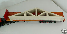 1:50 Scale Handcrafted Timber Roof Trusses,Large, Medium, Small,Brand New, Tekno