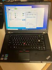 Refurbished Lenovo Thinkpad T530, i5-3210M @ 2.50GHz, 4GB, 256 SSD, Win10 Pro