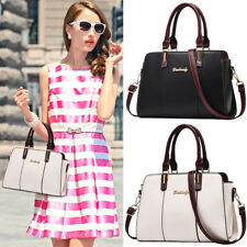 Women Leather Handbags Shoulder Lady Purse Messenger Satchel Crossbody Tote Bag