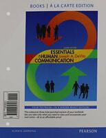 Essentials of Human Communication, Books a la carte Edition (8th Edition) by…