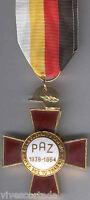 España Medalla Militar 25 Años Paz 1964 Tipo 948 A