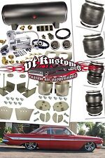 58-64 Impala Bel Air Air Ride Suspension Kit