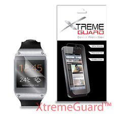 XtremeGuard Clear LCD Screen Protector Shield For Samsung Galaxy Gear Smartwatch