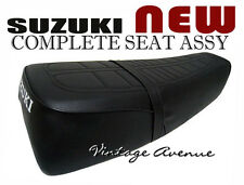 BRAND NEW SUZUKI TS125ER TS125 ER COMPLETE SEAT [HP SC]