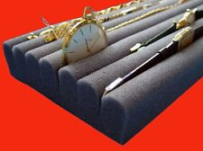 Jewelry Ring Earring Bracelet Display Holder Organizer Tray Foam.Get Organized++