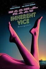 Inherent Vice (2014) Movie Poster (24x36) - Joaquin Phoenix, Josh Brolin NEW