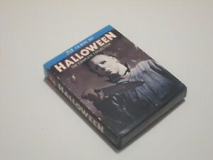 Halloween: The Complete Collection Blu-ray 10-Disc Box Set RARE OOP