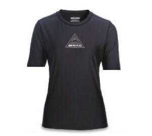 DAKINE - WOMEN'S FLOW LOOSE FIT S/S - BLACK - Talla/Size M - CAMISETA SURF