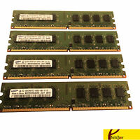 8GB (2GB x 4)  Dell OptiPlex 755 Minitower Desktop  Small Form Factor Memory Ram