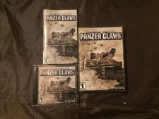 Panzer Claws PC Excellent Condition Complete