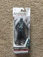 McFarlane ASSASSIN'S CREED Arno Dorian MASTER ASSASSIN Action Figure New