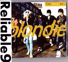 Blondie - The best of CD New not sealed- 2005 Capitol - Made in Australia