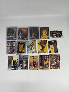 Lot of(15)Shaquille ONeal topps chrome RC panini Skybox fleer UD inserts #740