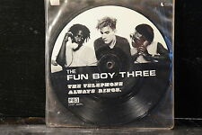 """The Fun Boy three – the telephone always rings/the alibi (7"""" picture-disc)"""