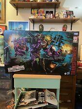 Transformers Earthrise SCORPONOK Titan Class War For Cybertron Trilogy Open Box