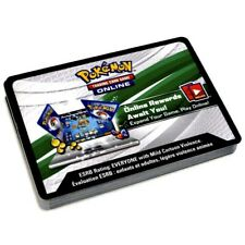 Pokémon Hidden Fates Tin: Charizard GX PTCGO Code Card Sent By eBay Message