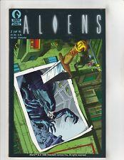 Aliens (1988) #2 VF 8.0 1st Print Dark Horse Comics Newt,Hicks,Colonial Marines
