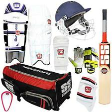 SS Professional Complete Cricket Kit with Full Size Bat 100% Best Quality