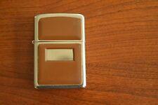 ZIPPO Lighter, Brown Enamel?, 1980, Very Clean, M192