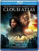 Cloud Atlas [New Blu-ray] UV/HD Digital Copy, Ac-3/Dolby Digital, Dolb