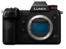 Panasonic Lumix DC-S1 Gehäuse Body wie neu, nur ca. 850 Auslösungen #7734
