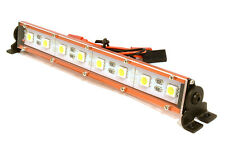 C26701ORANGE Model Roof Top SMD LED Light Bar 145x19x21mm for 1/10 Crawler