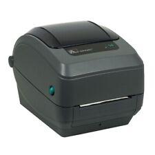 Zebra GX430t USB Serial Thermal Transfer Label Printer GX430 GX43-100320-000