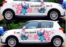New Stitch Lilo Car Decals Stickers