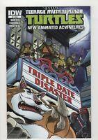 Teenage Mutant Ninja Turtles New Animated Adventures # 7 (Jan 2014, IDW) VF/NM