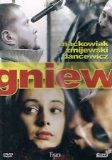 Gniew (DVD) Marcin Ziebinski (Shipping Wordwide) Polish film