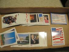 2001 Inkworks American Pride Commemorative Sticker Set (45) free shipping
