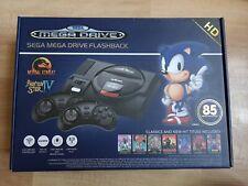 SEGA MEGA DRIVE flashback mini HD inkl. 85 Spiele inkl. Mortal Kombat, neuwertig