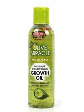 African Pride Olive Oil Formula Miracle Hair Care Products