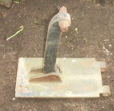 Adapter Aufnahme Adapterrahmen Wechselplatte Löffel Baggerschaufel Baggerlöffel