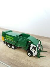 2013 First Gear Waste Management Front Load Garbage Truck Natrual Gas Mack Truck