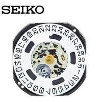 Original Seiko 7N42 Japan Made Quartz Watch Movement, 3 Hands Date at 3 - NEW