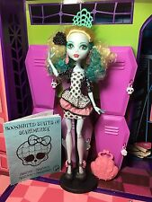 Monster High Doll - Lagoona Blue - Student Exchange Program - Great Condition