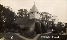 Silchester Church by Terry Hunt, Basingstoke.